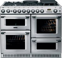 Professional 100cm Gas Cooker in Stainless Steel colour