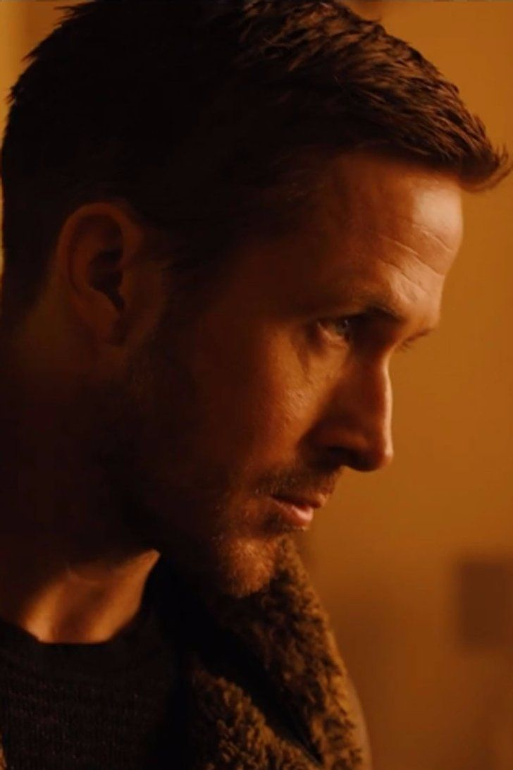 Ryan Gosling and Harrison Ford Face Off in the Intense First Look at Blade Runner 2049