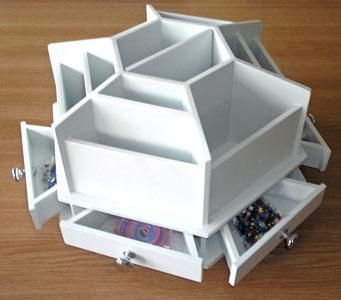 Another perfect, but out of stock craft carousel. (May be in stock again later, however.)