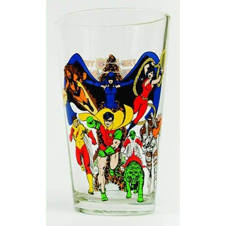 """'Toon Tumblers® """"Teen Titans"""" - You don't need a driver license to fight crime!"""