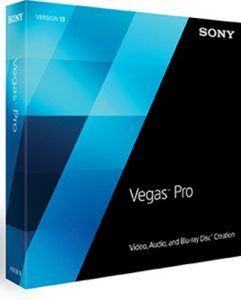 Sony Vegas Pro 14 Crack Plus Serial Number Free Download