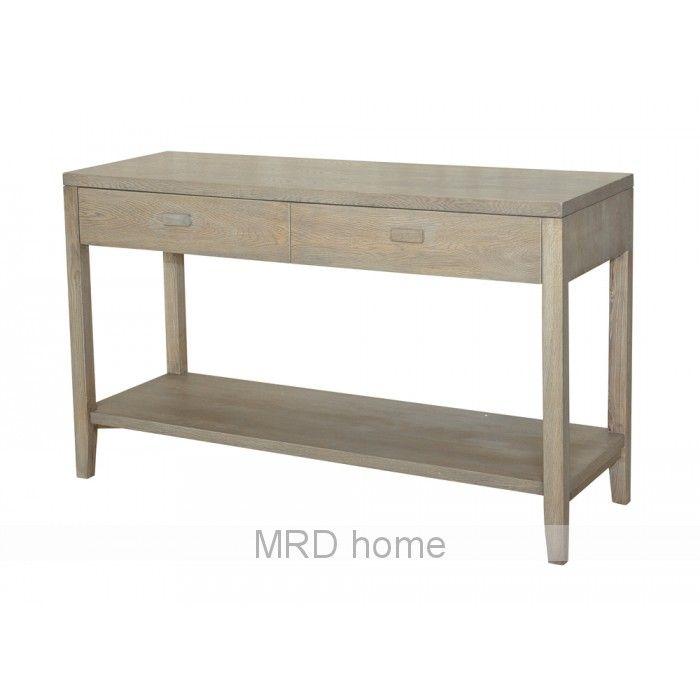 Klein Console Table Grey Oak | Furniture Klein | MRD HOME
