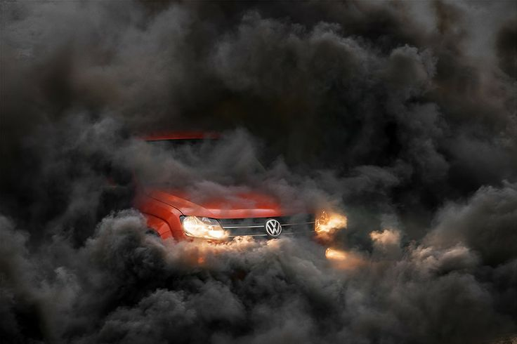 Smoky Amarok by Saliy Serge on 500px