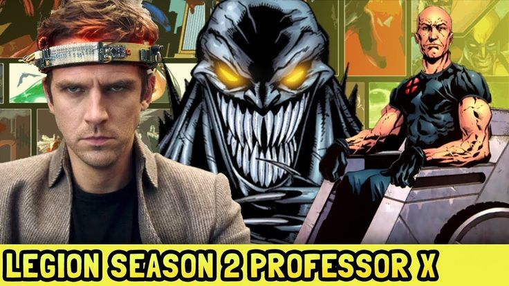 Legion Season 2 Release Date Professor X and the Shadow King Explained