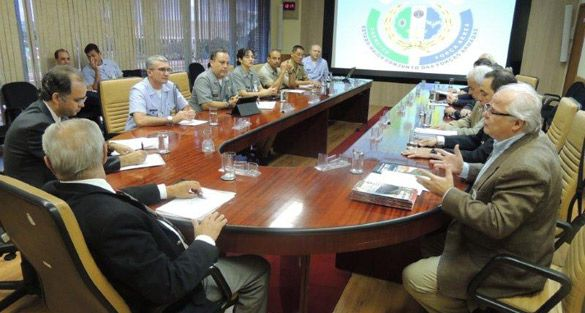 UFO researchers meet with Brazilian Ministry of Defense