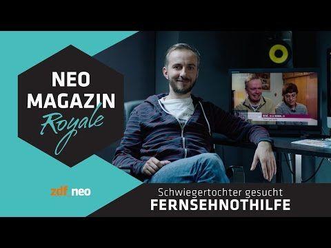 NEO MAGAZIN ROYALE-Fernsehnothilfe: Schwiegertochter gesucht #Verafake | Mit Jan Böhmermann - ZDFneo (16:42)