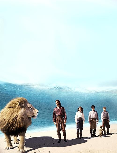 Narnia- Aslan's country