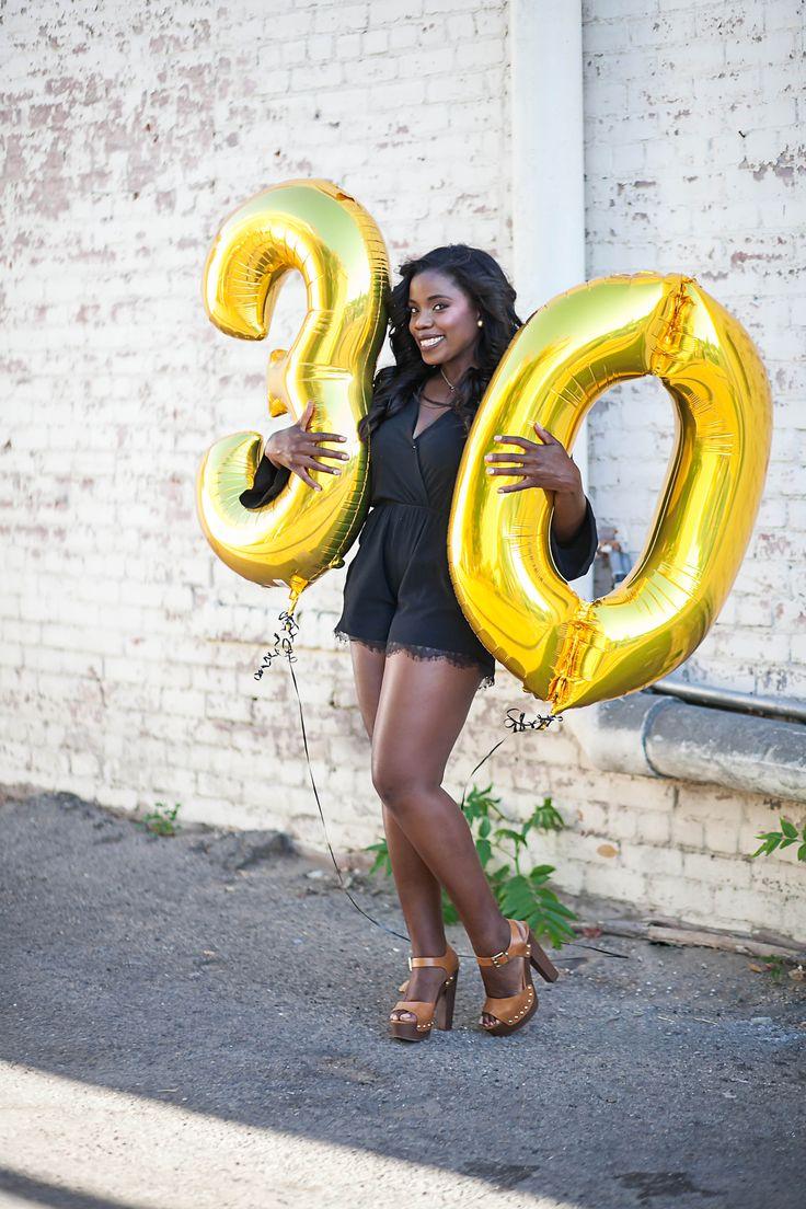 30th Birthday Photo Idea Thirtieth Birthday Photoshoot