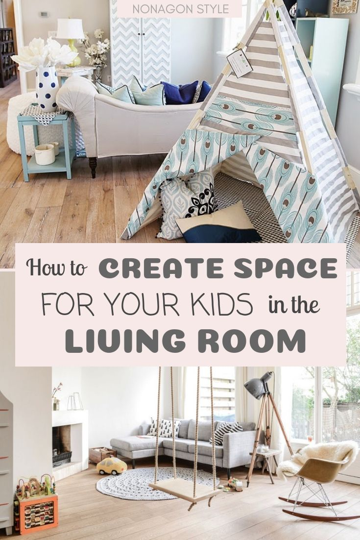Best How To Create A Kid Friendly Living Room Living Room 400 x 300