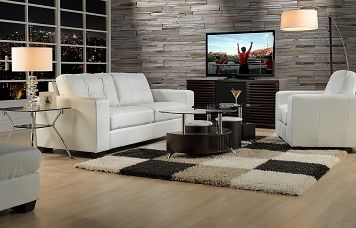 Living Room Furniture-The Picasso III Collection-Picasso III Sofa