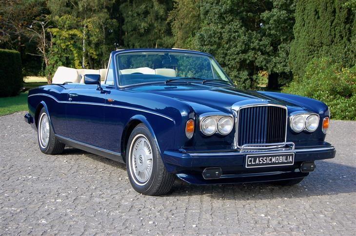 Classic Bentley Continental Convertible for sale - Classic & Sports Car (Ref Milton Keynes)