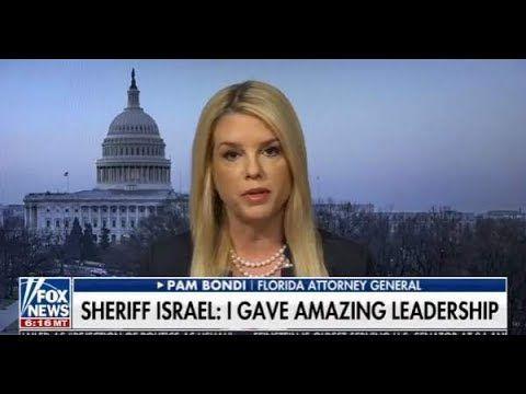 COVERUP Florida Attorney General Pam Bondi - People with Broward Sheriff...