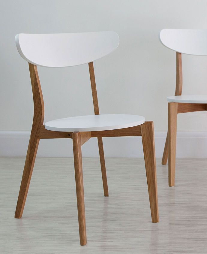 best 25 white dining chairs ideas on white