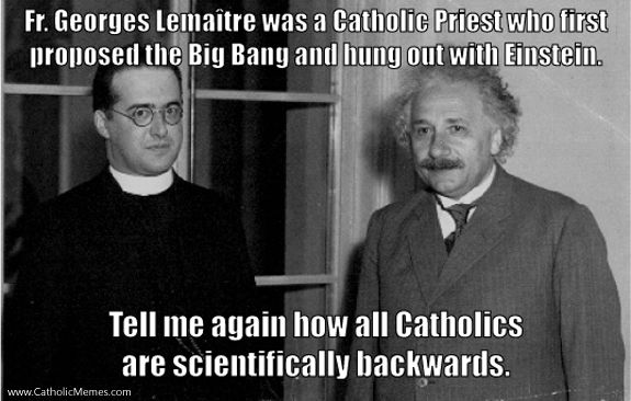 science discovered by catholics - Google Search