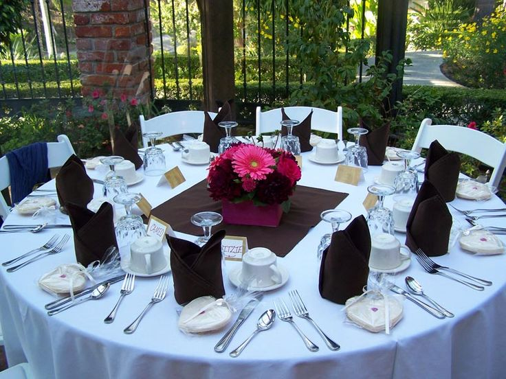 Rehearsal Dinner Decorations Table Ideas & 14 best Wedding images on Pinterest | Rehearsal dinners Weddings ...