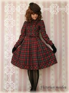 Classic Lolita Model