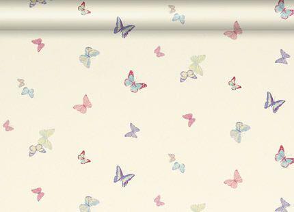 Laura Ashley Summer Butterflies - top half of wall