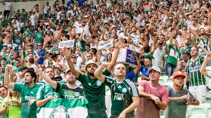 Palmeiras vence e conquista título Brasileiro após jejum de 22 anos