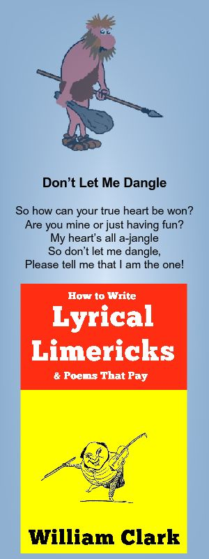 valentine card limericks