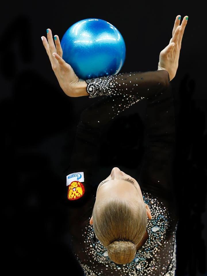 Yana Kudryavtseva, Russia #rhythmic_gymnastics