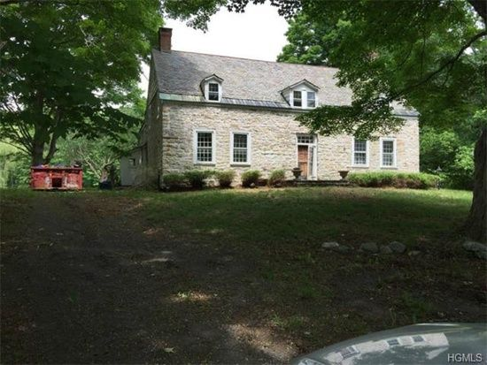 2 hours from NYC, 4 beds, 25 acres, $339,000 restoration needed. 145 Jansen Rd, Pine Bush, NY 12566
