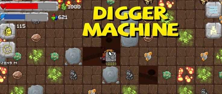 Digger Machine erapid games news