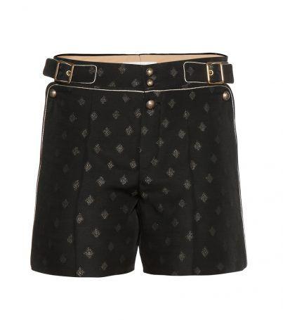 Shorts Aus Fil-coupé