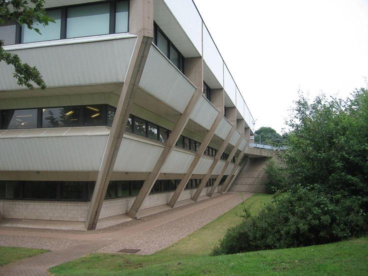 Pilkington Library, Loughborough University