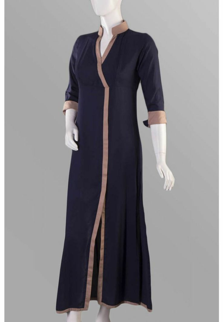 Designer Wear Linen Tunic Top Shirt Kameez Kurta Women Sizes Available | eBay