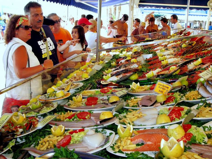 The boats provide Calpe with fresh fish every day. You have a wide range of sea food to chose from in the afternoon. People travel from all over to eat in the Calpe harbour. www.wonderful-calpe.webs.com