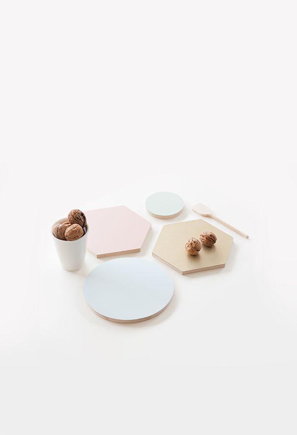 Plates—BERNAER