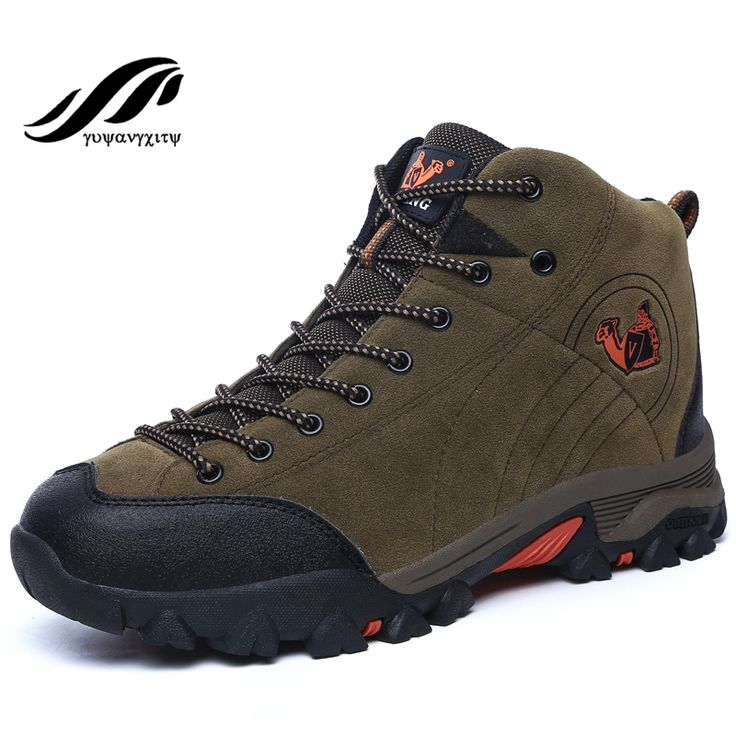 (33.81$)  Buy here  - New arrival authentic hiking shoes winter warm high top women shoes quality antiskid trekking shoes