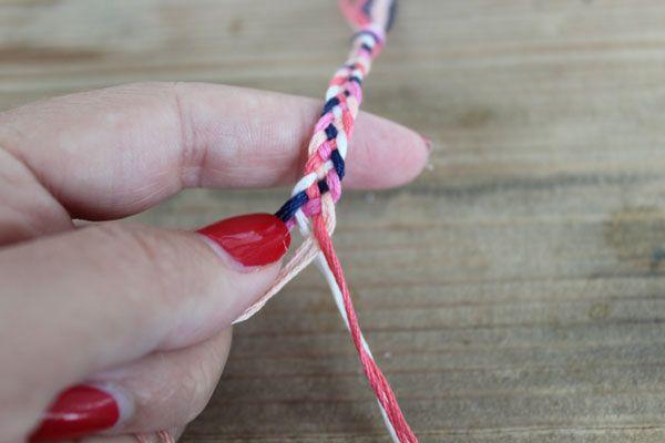 DIY-5-Strand-braid-Friendship-Bracelet-Step-5
