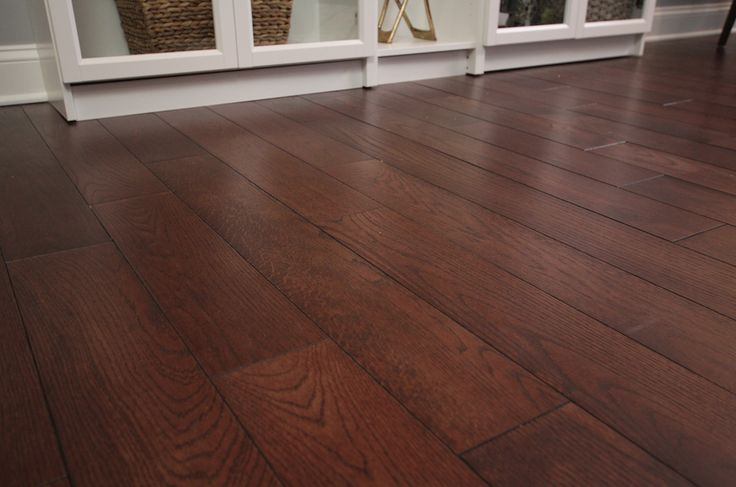 Mullican flooring castillian oak coffee bean angela for Mullican flooring