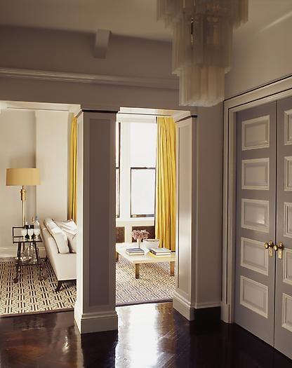 77 best columns and trim work images on pinterest - Residence de prestige candace cavanaugh ...