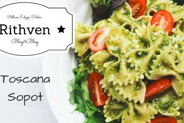 Rithven poleca - restauracja Toscana Sopot