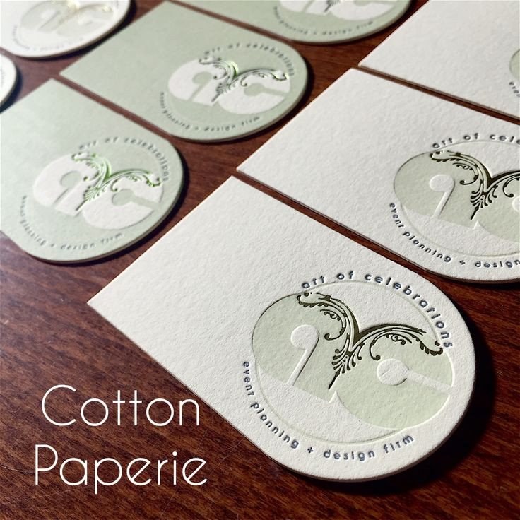 32 best Foil Stamped Business Cards images on Pinterest Business - Letterpress Business Card