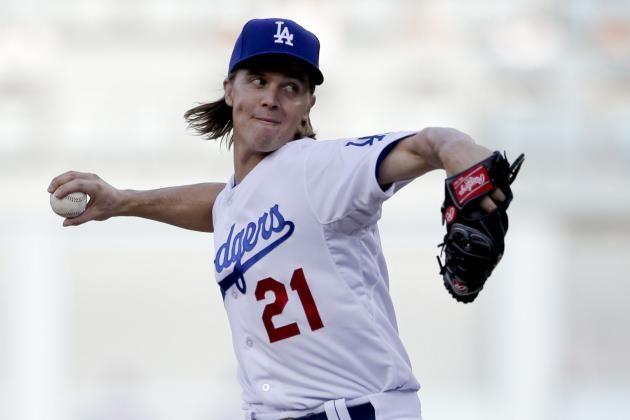 Zack Greinke Contract: Latest News, Rumors on Dodgers SP's Future