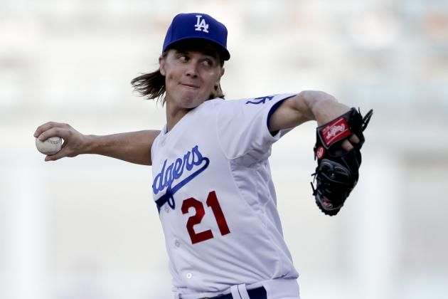 Zack Greinke Contract: Latest News, Rumors on Dodgers SP's Future