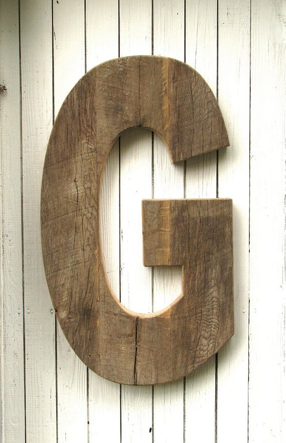 25 best ideas about rustic hardware on pinterest rustic country furniture deer horns decor - Decorative wooden letters for walls ...