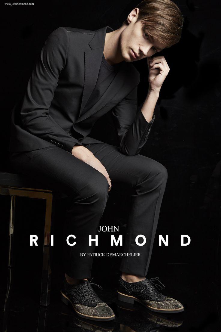 Joh Richmond ADV SPRING/SUMMER 2014 by Patrick Demarchelier! www.johnrichmond.com #PatrickDemarchelier #photo #AVD #2014 #johnrichmond