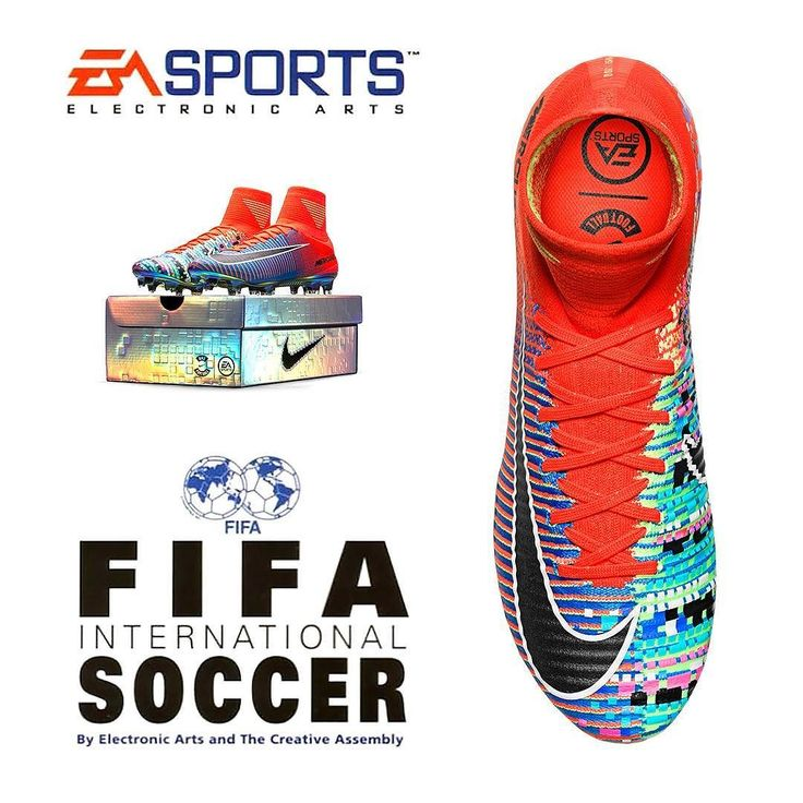 The collaboration between @nikefootball and @easportsfifa pays homage to the…