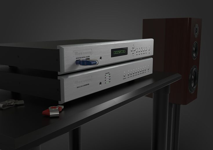 Bryston Limited: BDP-2 Digital Player