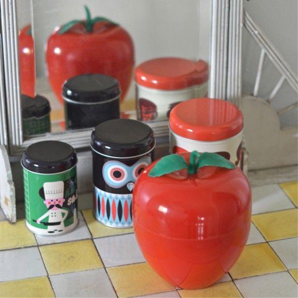 bac gla ons pomme vintage deco vintage pinterest bac bocal et pots. Black Bedroom Furniture Sets. Home Design Ideas