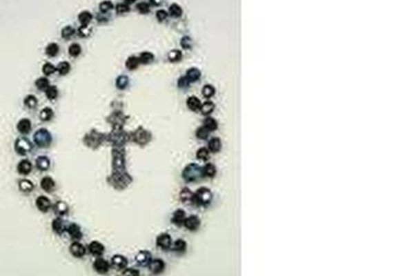 Saying the rosary is a type of prayer practiced by Catholics. It is a form of Marion devotion. There are five sets of 10 beads going around the rosary, and between each set of 10 is a single bead. Each set of beads is called a decade of the rosary. While praying the rosary, you should be focusing on the mystery you read before you started that...
