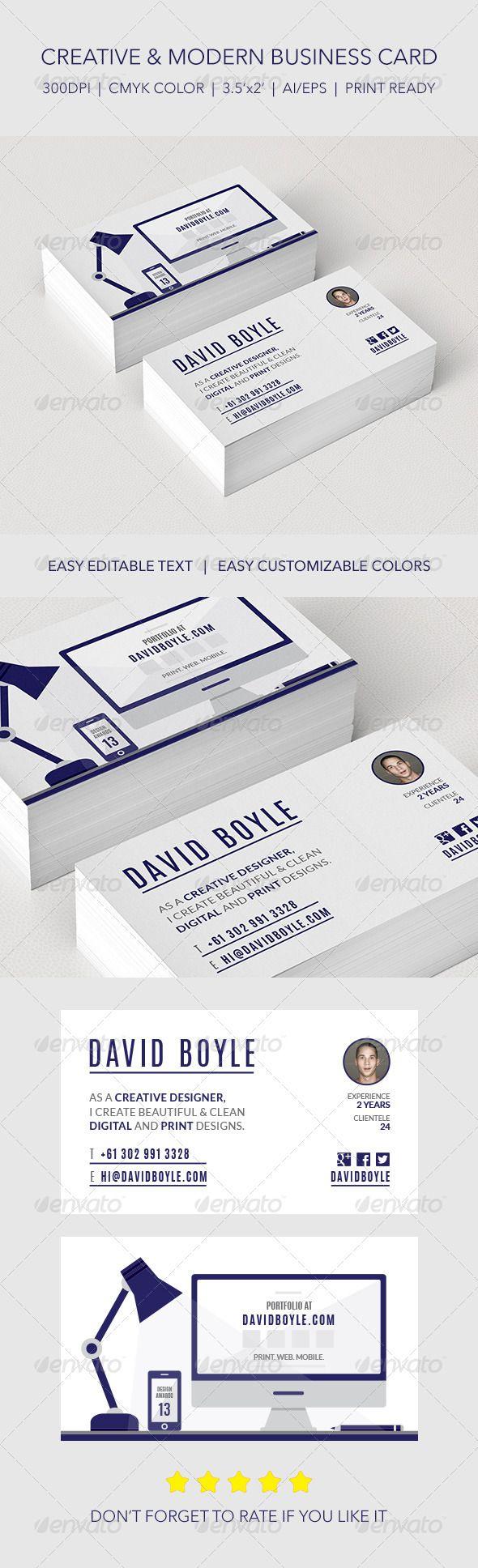 modern u0026 minimally illustrated designer card business card card