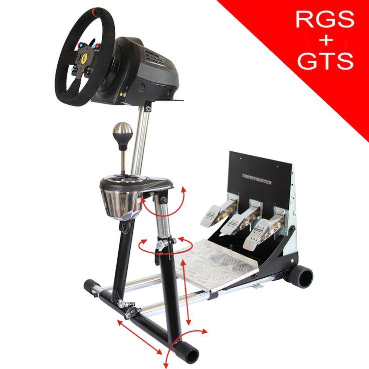 Wheel Stand Pro RGS Module + GTS plate upgrades - Product - Wheelstandpro