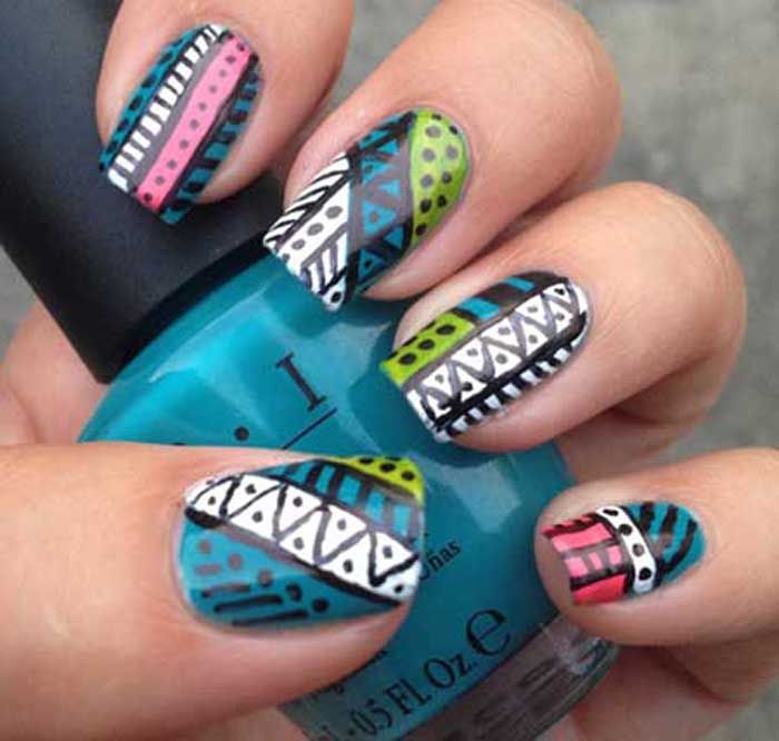67 best latest nail art designs by nded images on pinterest nice latest nail art designs prinsesfo Image collections
