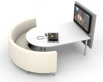 AGATI Furniture - Elements Media Center