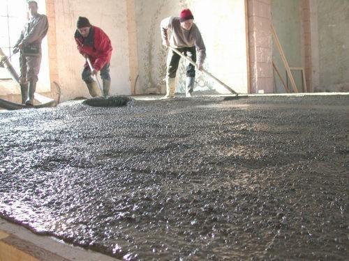 Les 25 meilleures id es de la cat gorie dalle beton sur pinterest dalle boi - Dalle beton prix au m2 ...